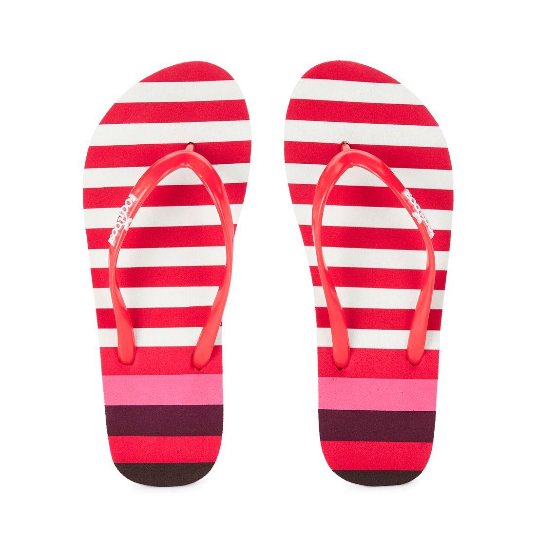 Footloose Pink Slippers