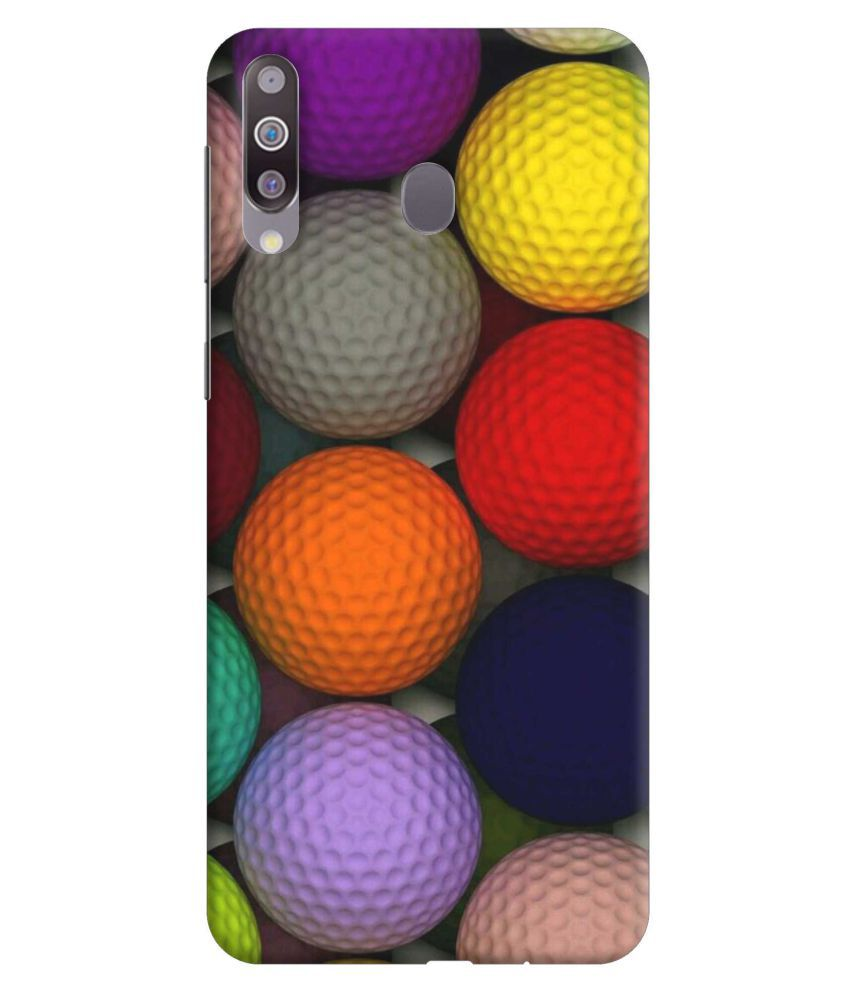 Samsung Galaxy M30 Printed Cover By NICPIC 3D Printed