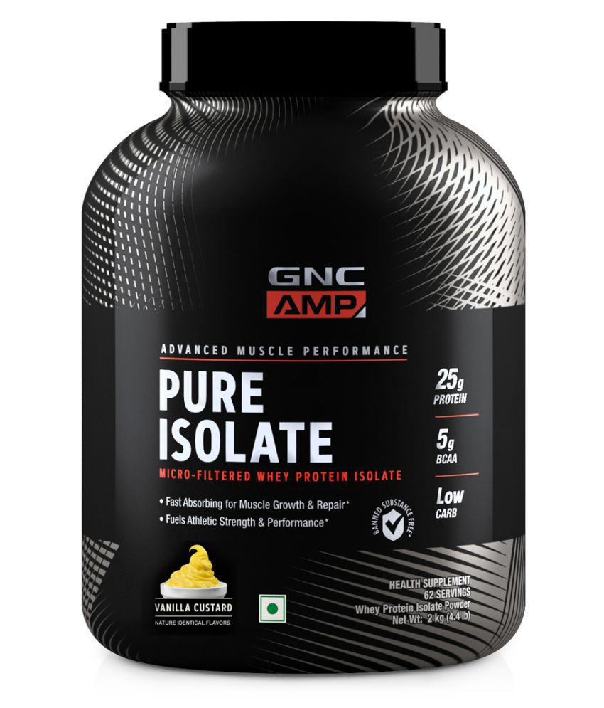 GNC AMP Pure Isolate 2 kg
