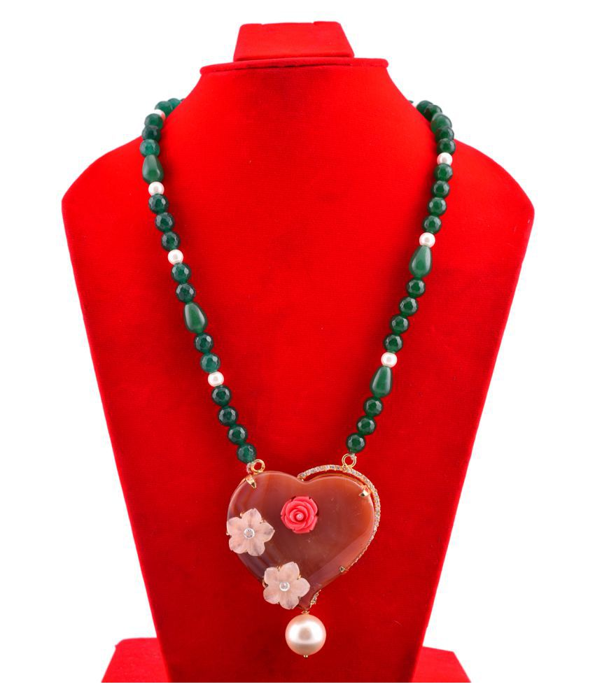 Mehak Gupta Copper Golden Choker Designer Gold Plated Necklace