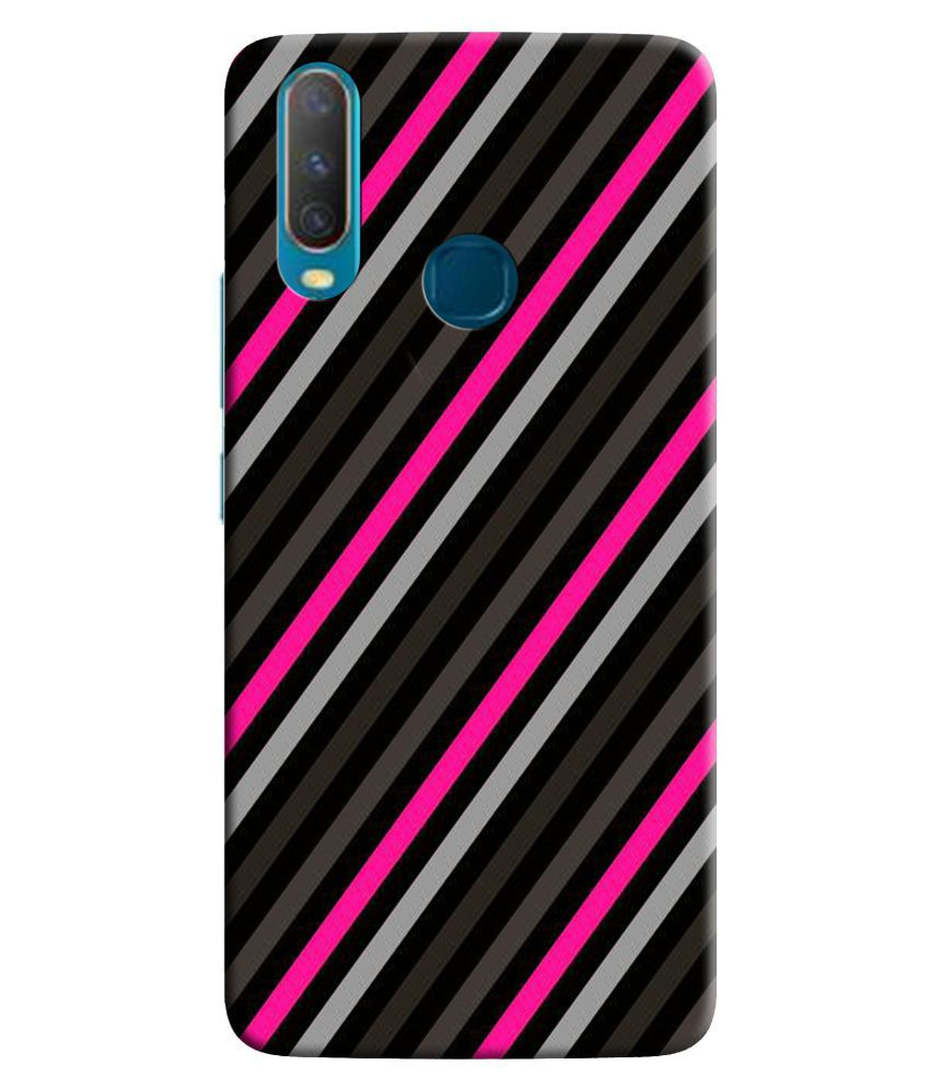 Vivo U10 Printed Cover By HI5OUTLET