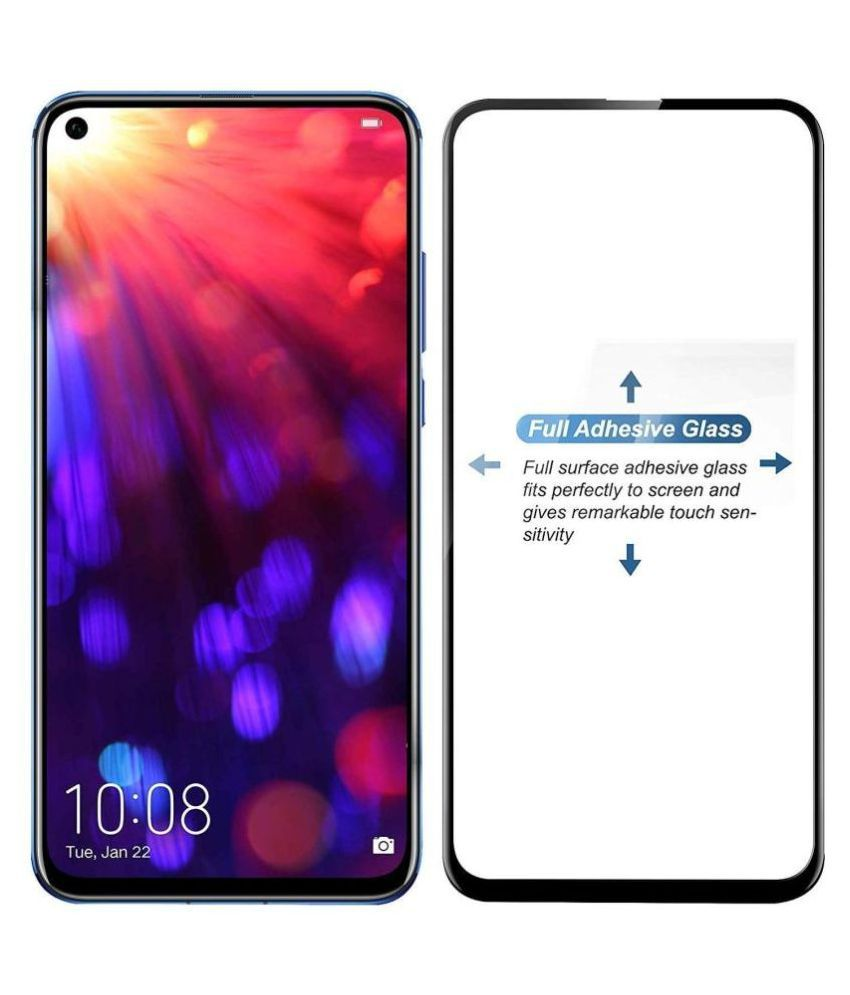 Vivo Z1 Pro Tempered Glass Screen Guard By lenmax Japanese Advance Screen Protector Technology