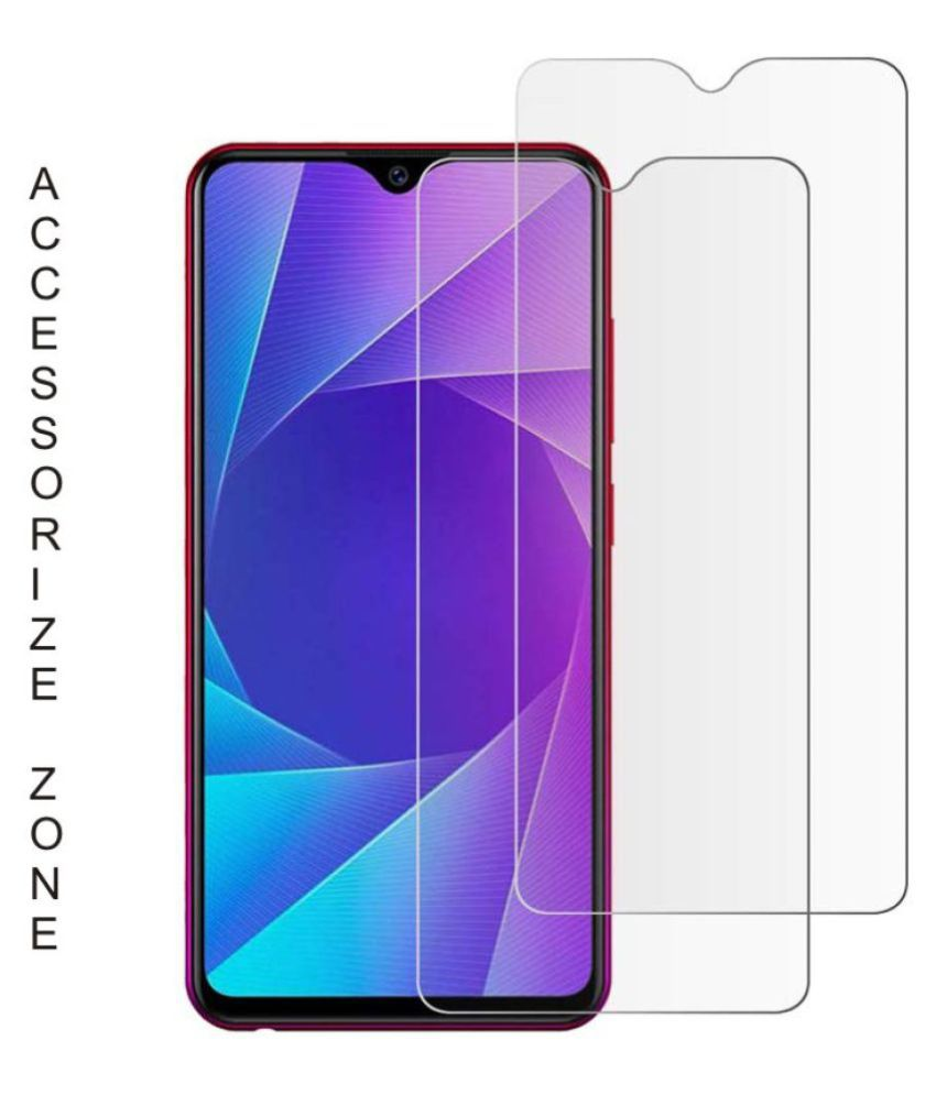 Vivo Y93 Tempered Glass Screen Guard By lenmax UV Protection, Anti Reflection