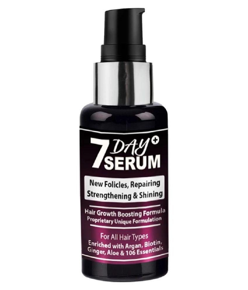 7 Day Serum - Rapid Hair Growth Boosting Serum Formula