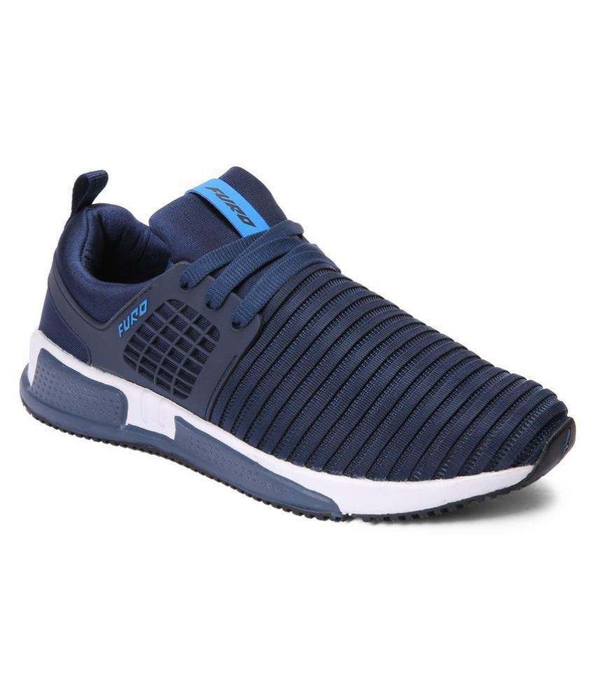 Red Chief W3011 Navy Running Shoes