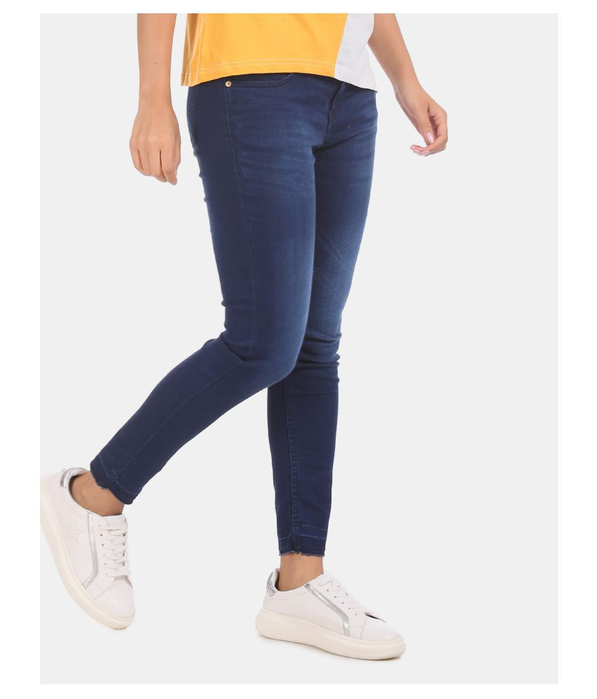 Sugr Cotton Jeans - Blue