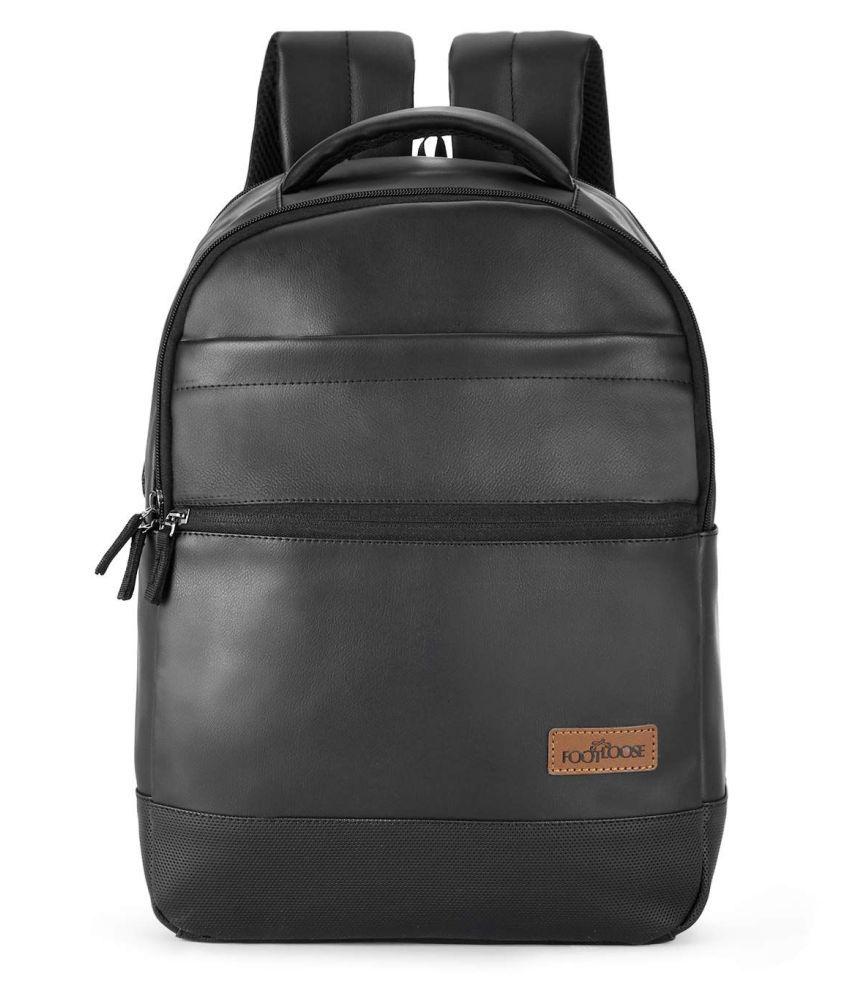 Footloose Black Laptop Bags