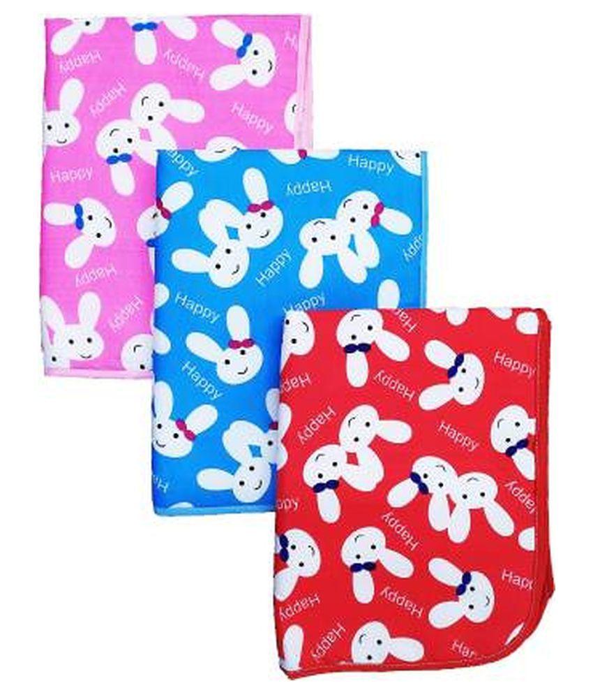 KDG Multi-Colour Diaper changing Mat