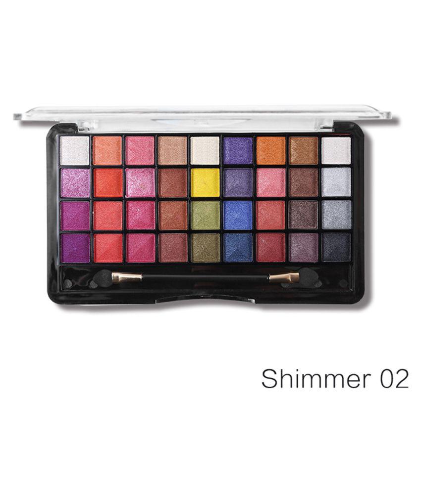 Miss Rose 36 COLOR Eye Palette Powder Colours 10 g