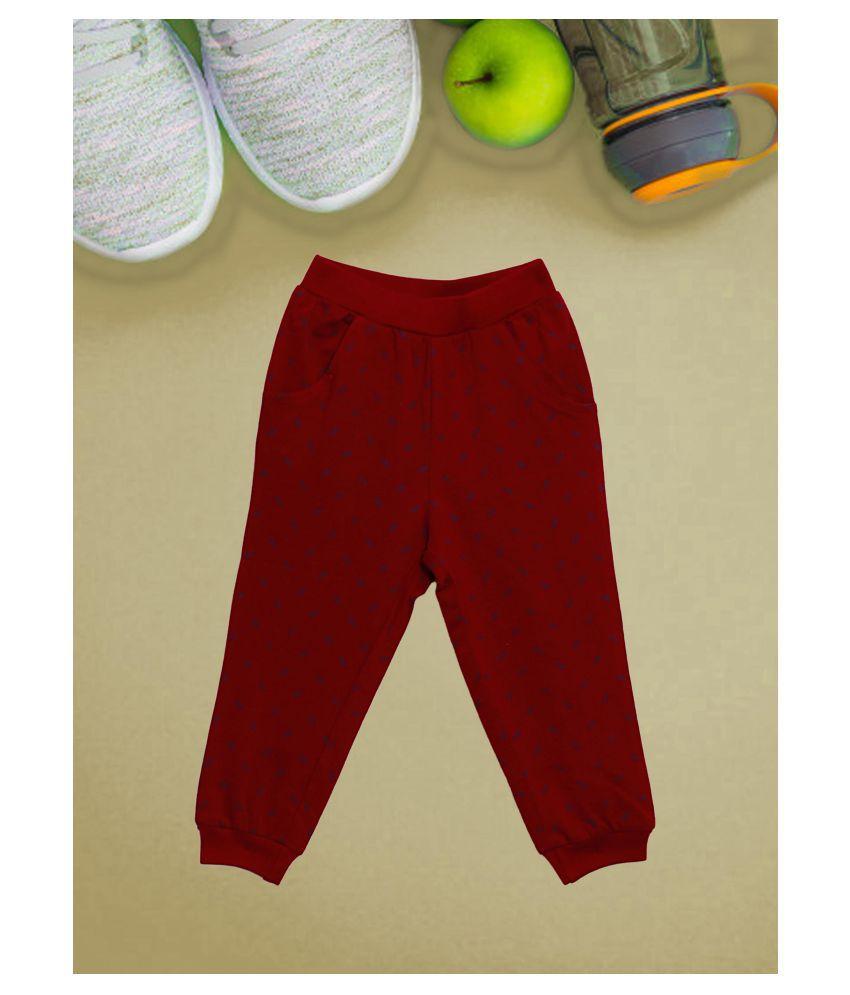 Me N My CLOSET 100% cotton Trackpant Latest Fashion Bottom