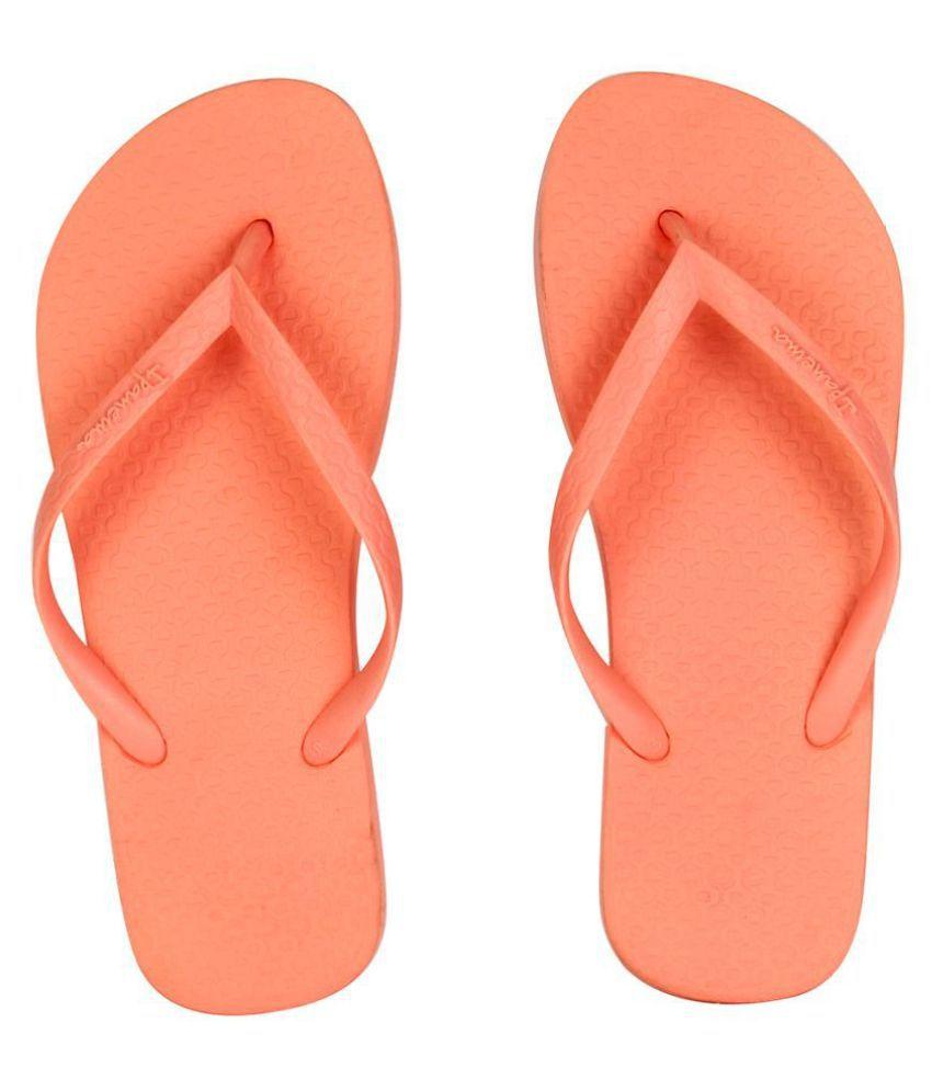 Ipanema PeachPuff Slippers