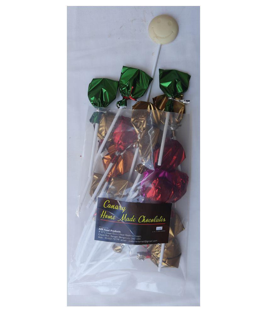 Canary Chocolates sweet Candy Sticks 185 gm
