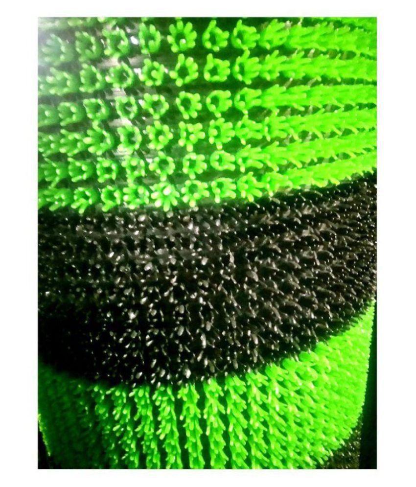 PVC Artificial Grass Car Floor Foot Mats 4x6 Ft.