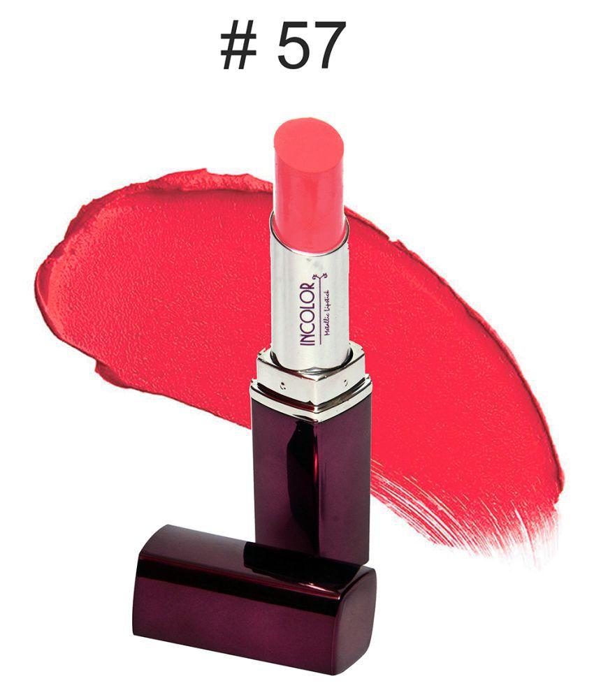 Incolor Creme Lipstick Orange 3.7 g