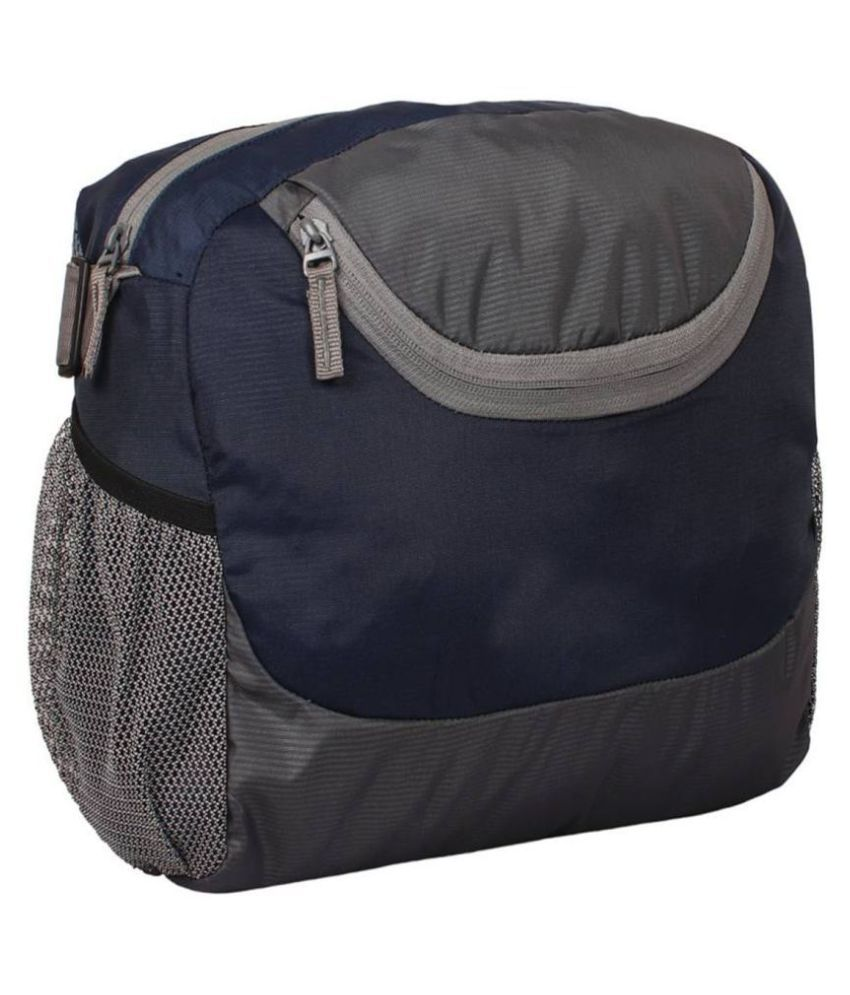 C4U KUI_493 Grey Polyester Casual Messenger Bag