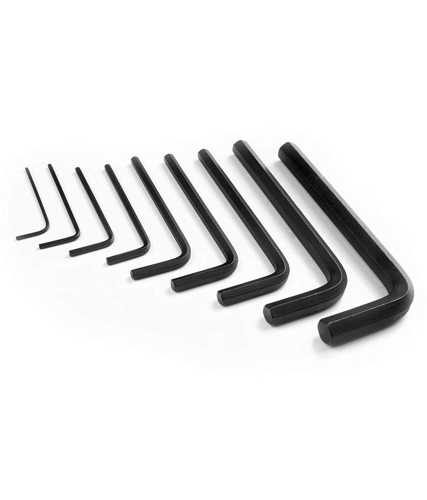 bladit Allen/Hex Keys Set of 9 Pc