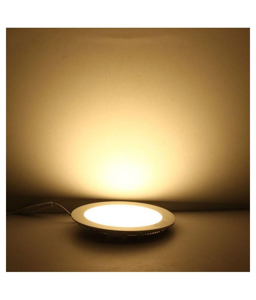 D'Mak 12W Round Ceiling Light 14.6 cms. - Pack of 1