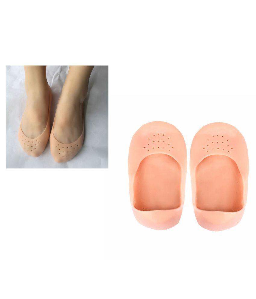 SPERO SILICON HEEL SOCKS Free Size