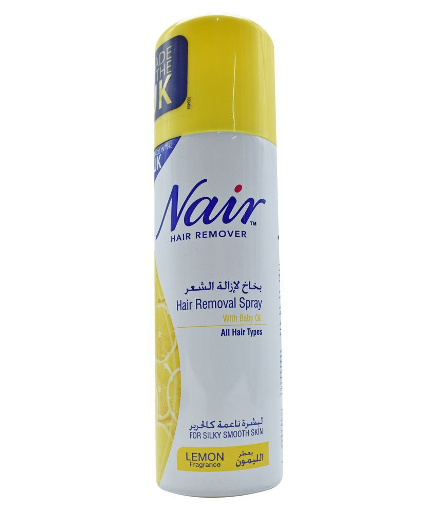 Nair Hair Removal Spray 5 mL