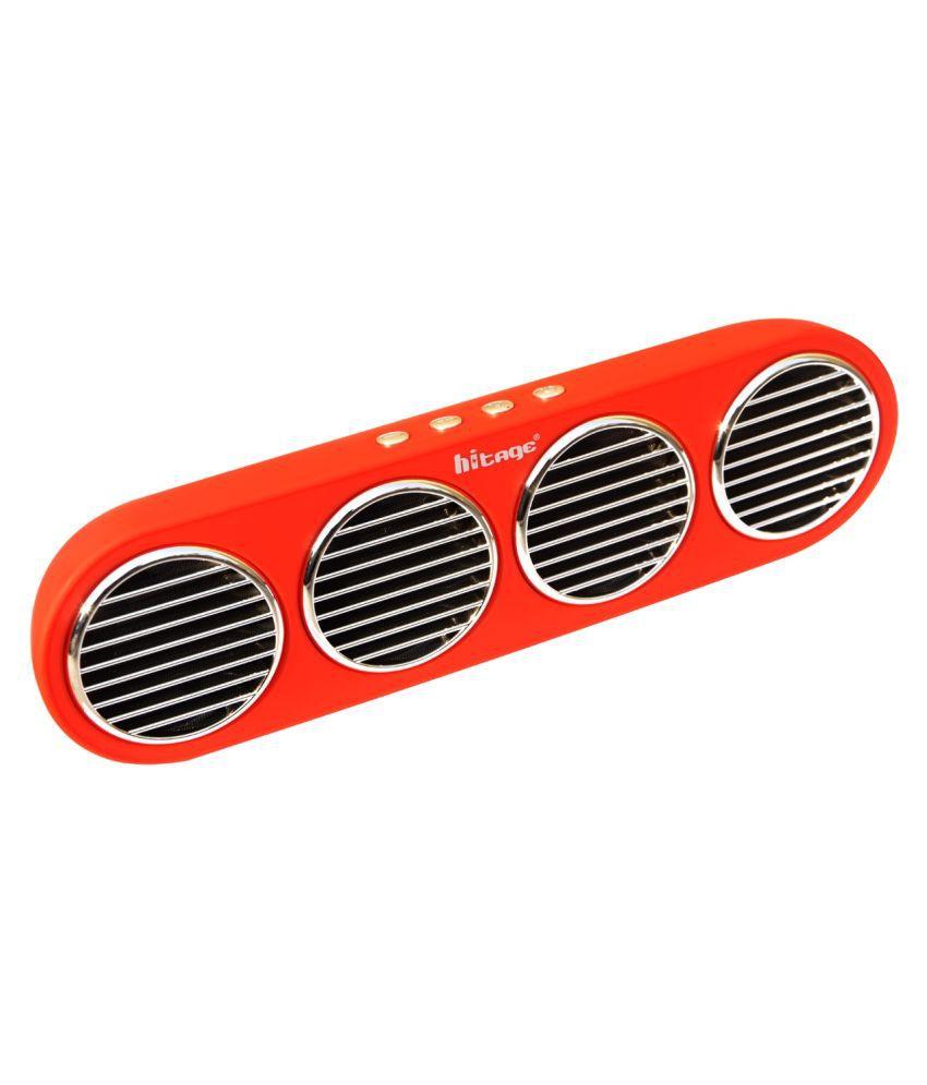 hitage  BS 315 RED  Bluetooth Speaker