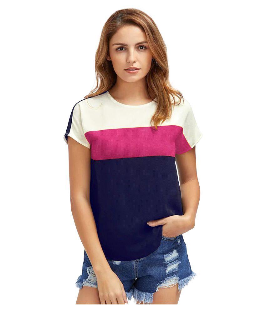 Kusum International Pink Blend Shirt