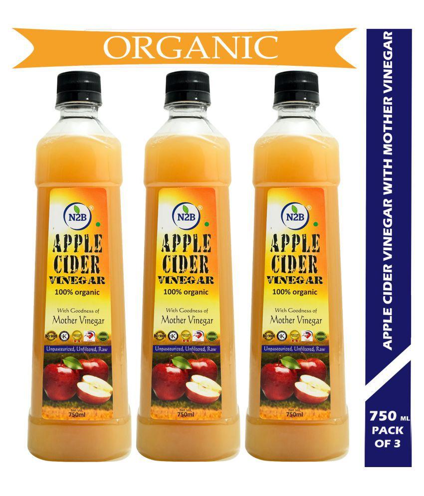 N2B Cider Vinegar 2250 g