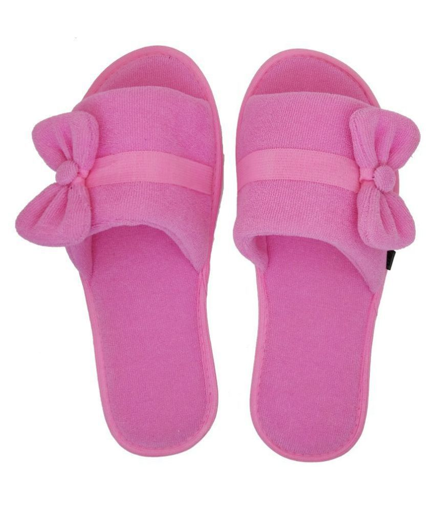 MF Pink Slippers