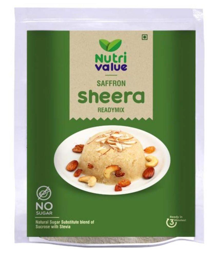 Nutri value Sheera  100 gm Pack of 4