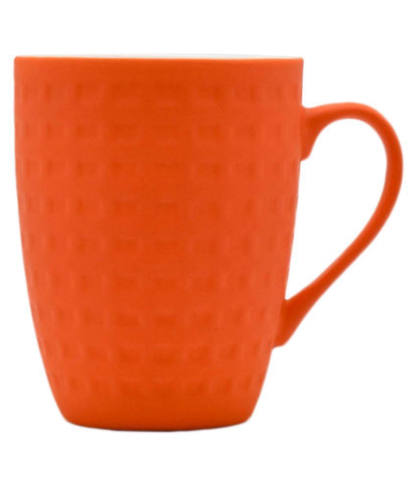 Gift Love Ceramic Printed Coffee Cup 1 Pcs 325 ml