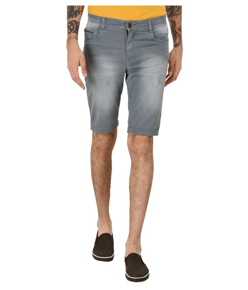 Studio Nexx Grey Shorts single
