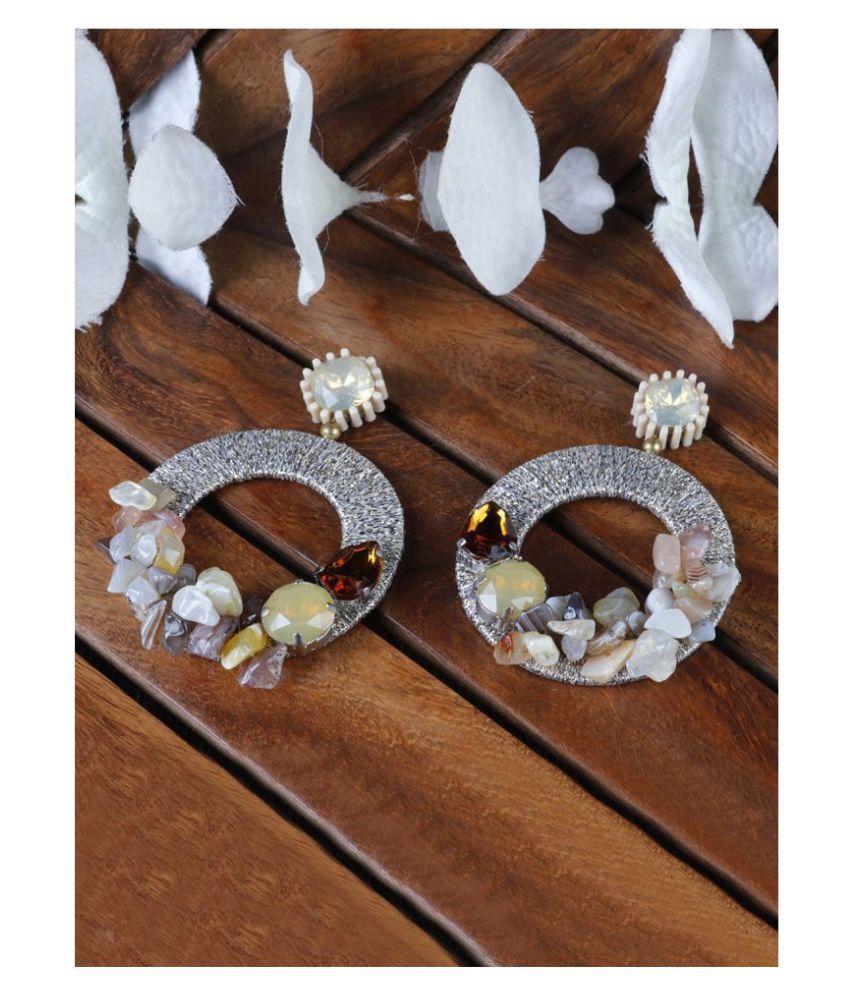 Prita's Designer Dangler Earrings For Girls & Women