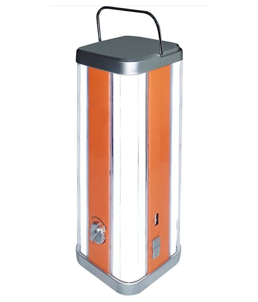 Stylopunk Afflux Home decor Above 50W Solar Emergency Light - Pack of 1