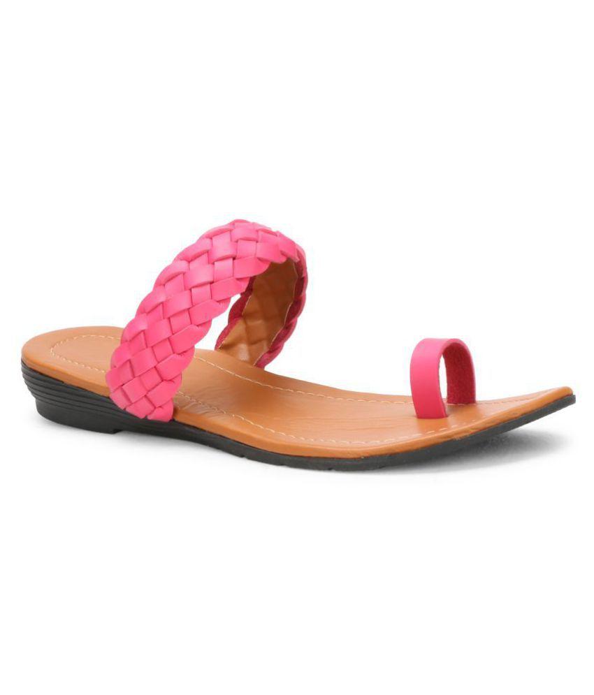 Koxko Pink Slippers
