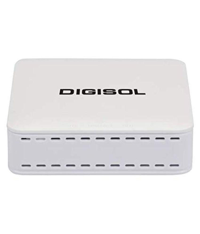 Digisol DG-GR6010 ONU Managed 10/100/1000Mbps Network Switch