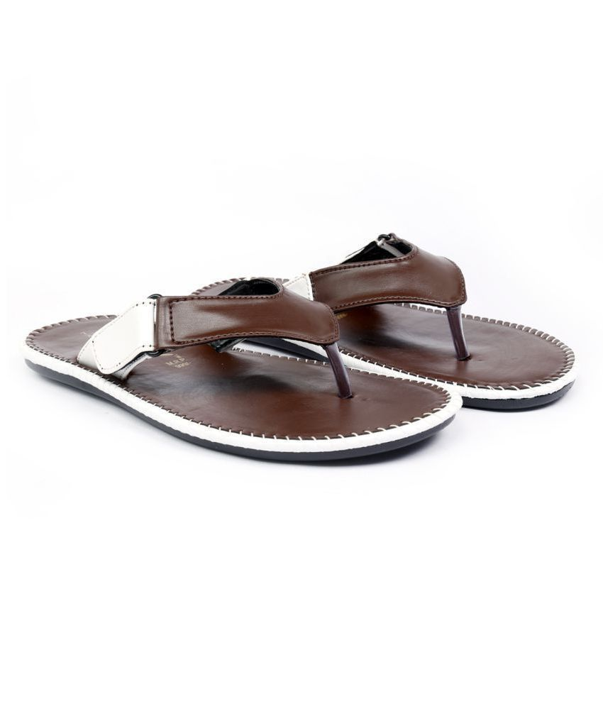 BXXY Brown Daily Slippers