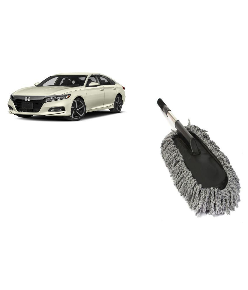 Madmex Microfiber  Car Cleaning Duster Brush Mop for Honda City
