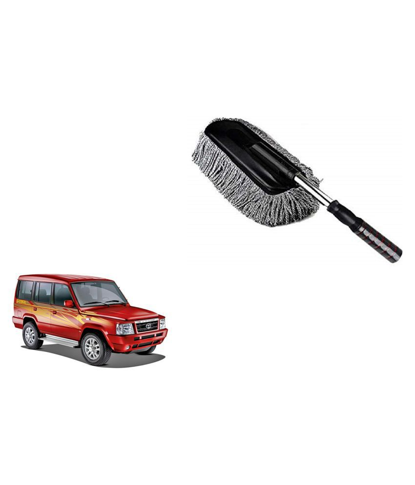 Madmex Microfiber  Car Cleaning Duster Brush Mop for Tata Sumo