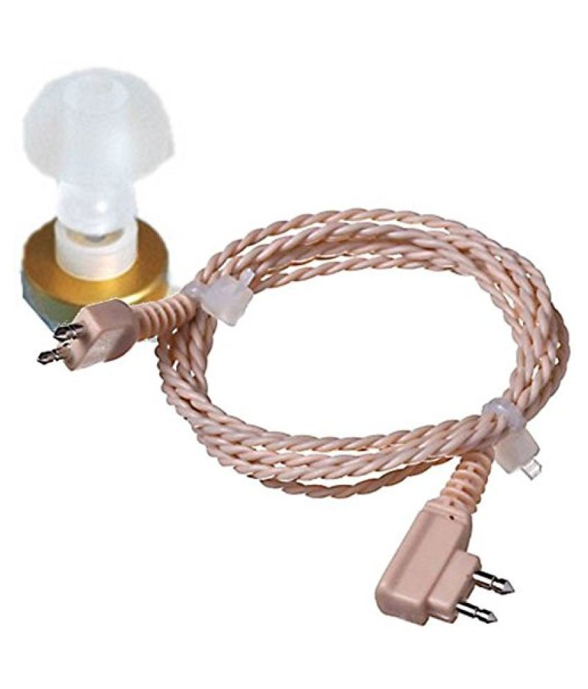 Auditech 2Pin Wire For Pocket Hearing Aid