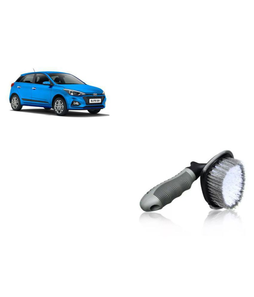 Madmex Car Tyre Brush Cleaner for Hyundai Elite i20