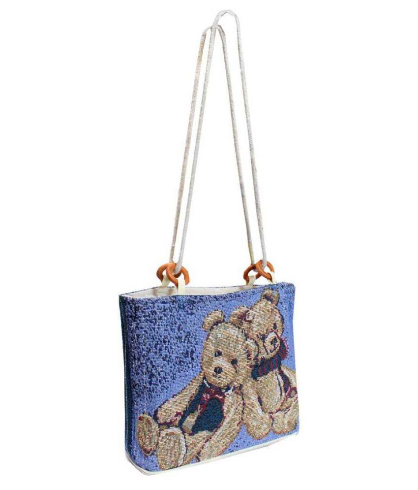 HD Multi Cotton Sling Bag