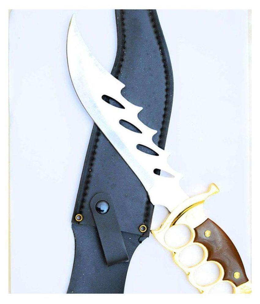 Rustam Smooth Knife 22 cm