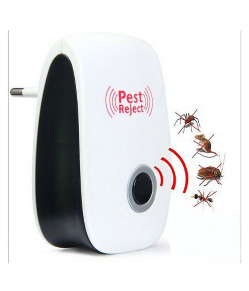 Repellent Ultrasonic Machine Mosquito Ultrasonic Pest Repeller Cockroaches,Mice,Mosquito,Rate