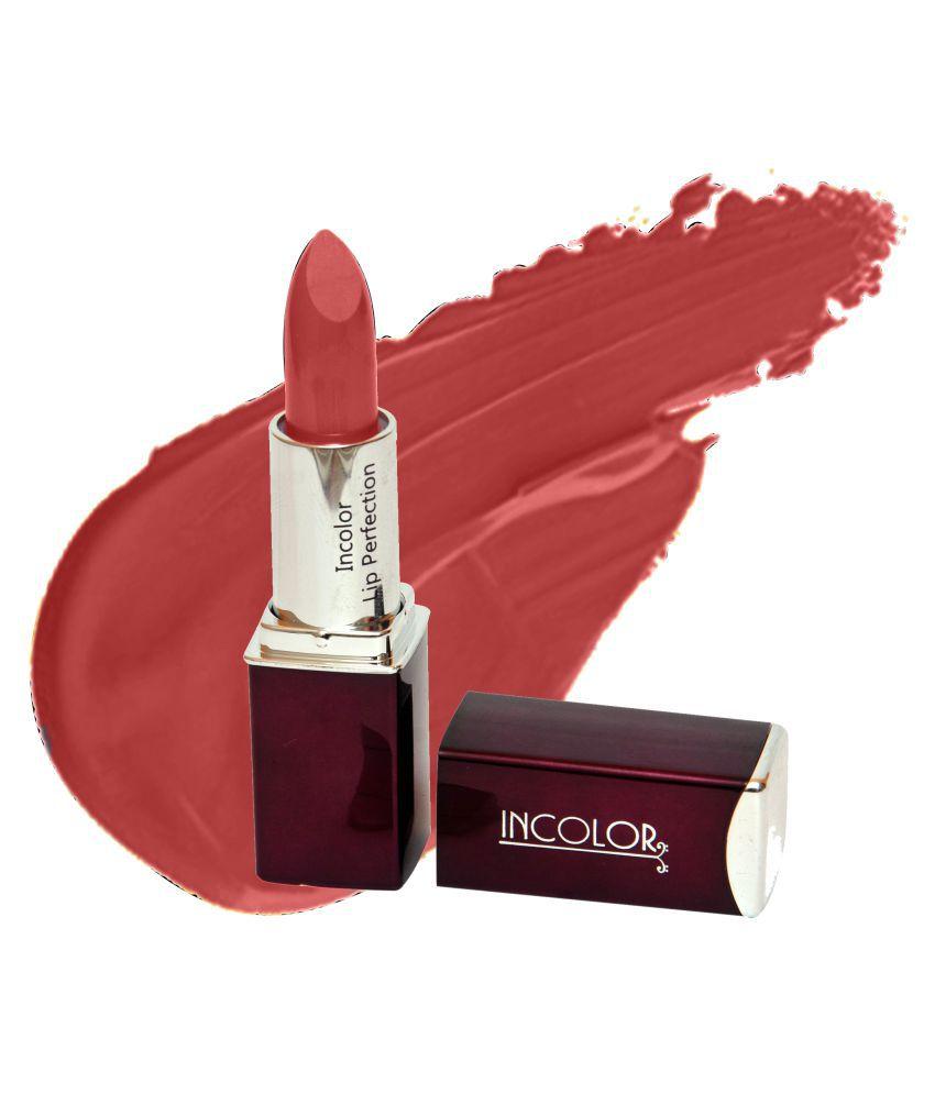 Incolor Creme Lipstick Orange SPF 12 3.7 g