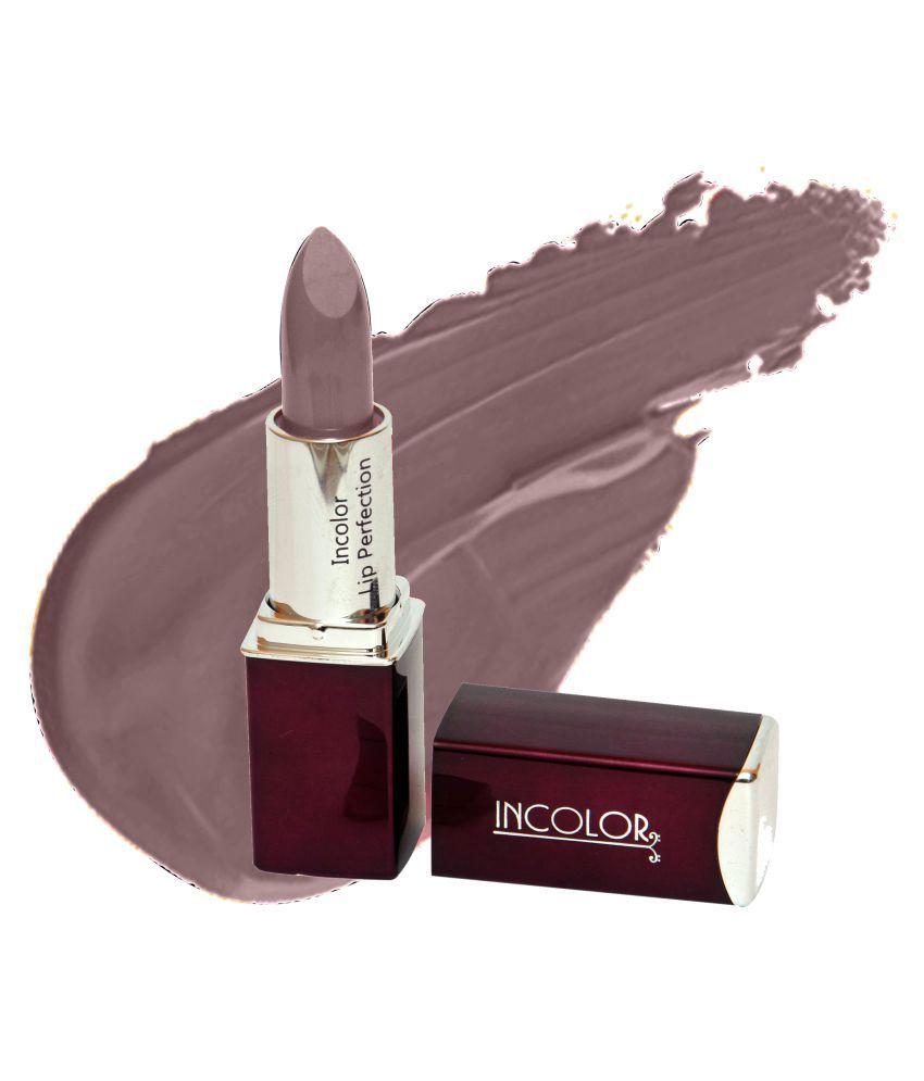 Incolor Creme Lipstick Purple SPF 12 3.7 g