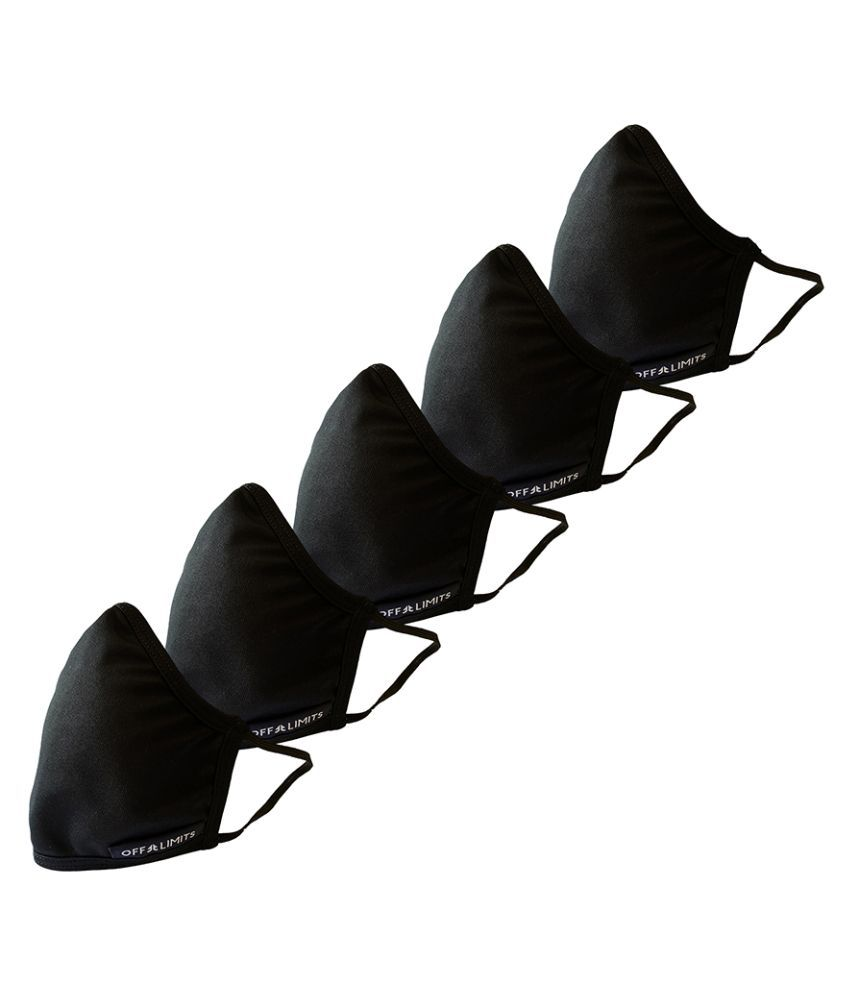 OFF LIMITS THE ALPHA SHIELD 225 Pack of 5