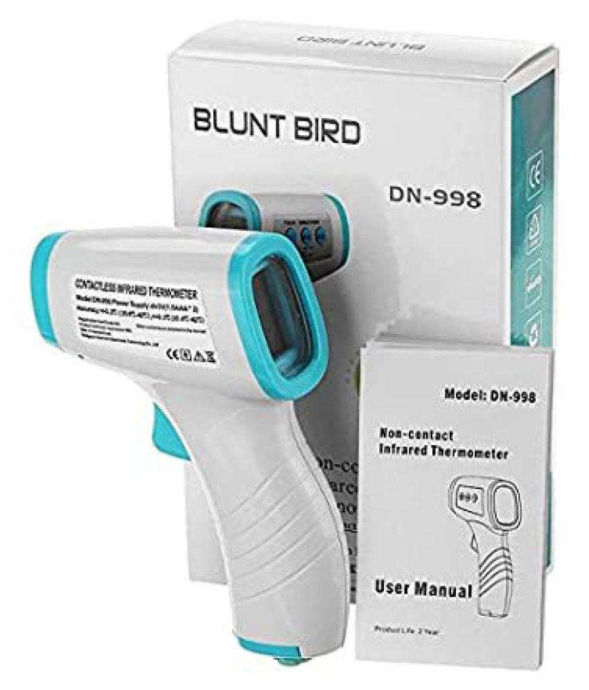 Handheld infrared imager Nyxus Bird LR   InfraTec