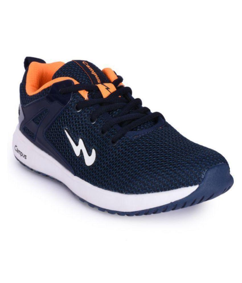 Campus IMPULSE Blue Running Shoes