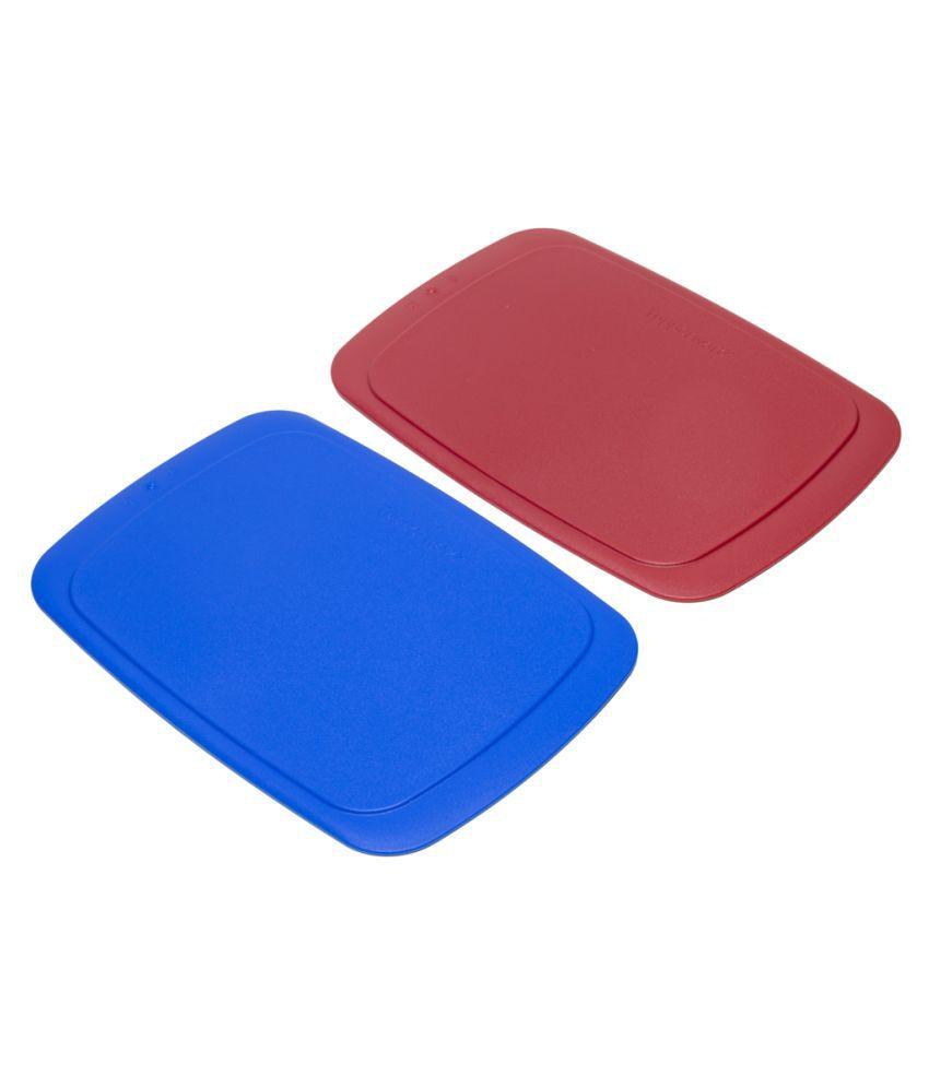 Tupperware Plastic Chopping Board 2 Pcs