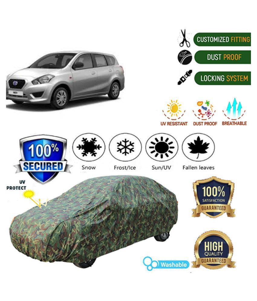 QualityBeast Jungle Car cover for Datsun Go+