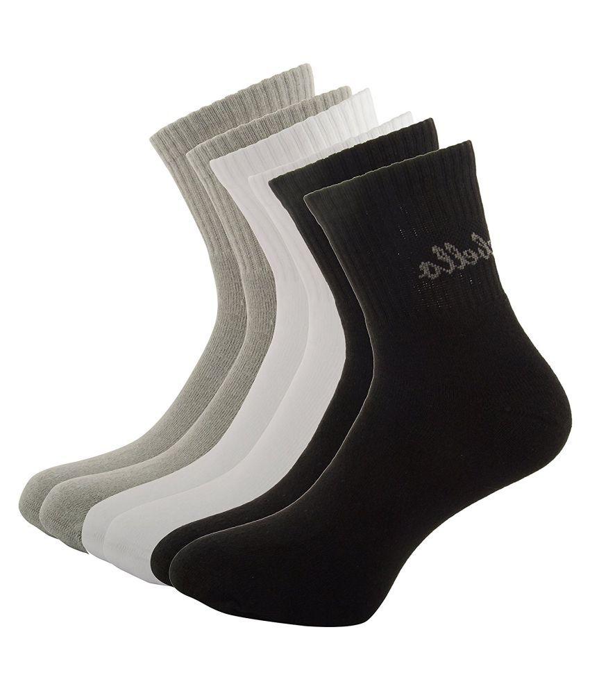 Montebello Multi Formal Ankle Length Socks Pack of 3